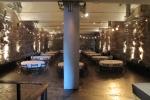 Pyöreät pöydät 120 henkilöä
