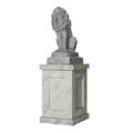 marmorikoroke ja leijonaV