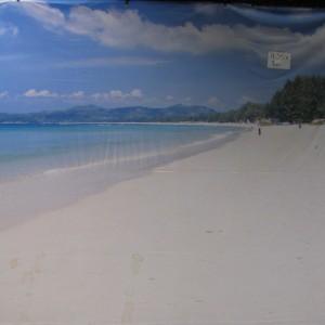Fondi: Valkoinen hiekkaranta